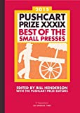 Image of The Pushcart Prize XXXIX: Best of the Small Presses 2015 Edition (The Pushcart Prize)