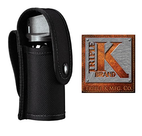 Triple K Brand MK-III Mace/Pepper Spray Carrier/Holster (Pepper Spray Carrier)
