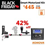 Konova Timelapse / Smart Pan Tilt Motion Controller Bundle B for K5 120