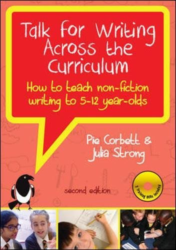Talk for Writing across the Curriculum with DVDs: How to teach non-fiction writing to 5-12 year-olds