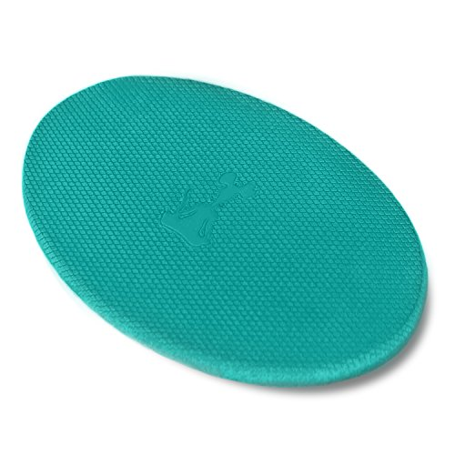 RatPad Yoga Knee Pad - More Comfort for Joints and Elbows - Extra Cushion Beyond Your Yoga Mat - Compact - Complements Any Yoga Practice or Workout Routine - The Original Yoga Pad - 1