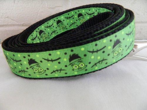 Schmoopsie Couture Halloween Frankenstein Dog Leash (1