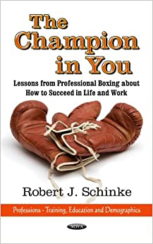 CHAMPION IN YOU LESSONS FROM (Professions - Training, Education and Demographics)