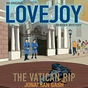 The Vatican Rip Audiobook