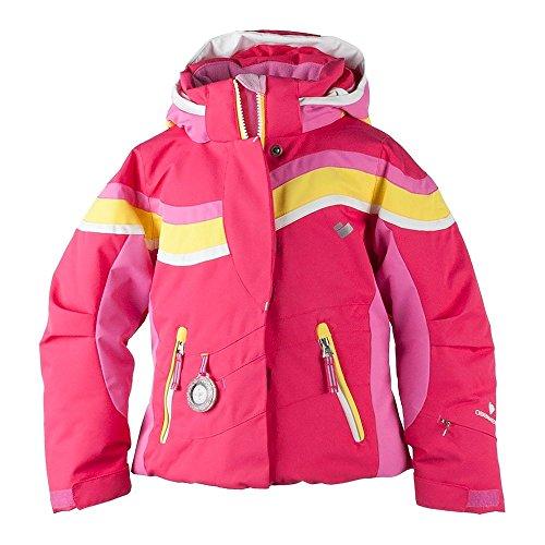 Obermeyer Kids Baby Girl's North-Star Jacket (Toddler/Little Kids/Big Kids) Smitten Pink 4T by Obermeyer Kids