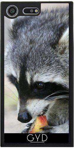 Funda Silicona para Sony Xperia XZ Premium - Racoon_2015_0601 by JAMFoto
