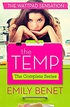 The Temp by [Benet, Emily]