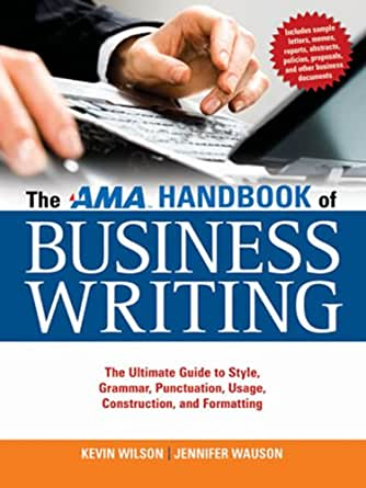 How to Write in AMA Style