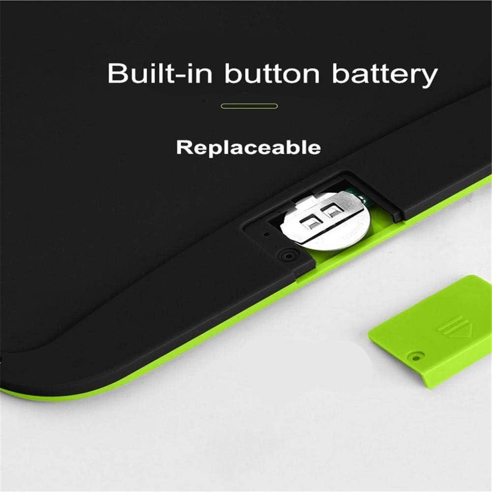 Schreibblock, 30,5 cm, LCD-Schreibblock, digitales Zeichenbrett, Handset, elektronischer Schreibblock Einzel Grün