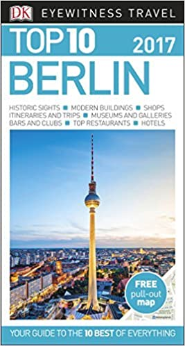 DK Eyewitness Top 10 Travel Guide Berlin by DK (2016-10-03)