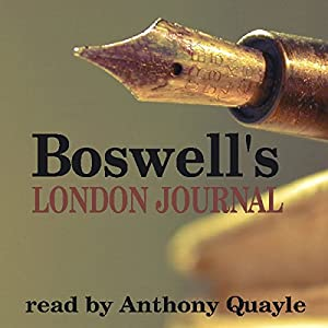 Boswell's London Journal Audiobook