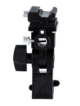 Phot-R Profesional Giratoria Flash Caliente del Zapatoand Paraguas Titular - B Estilo para Todos