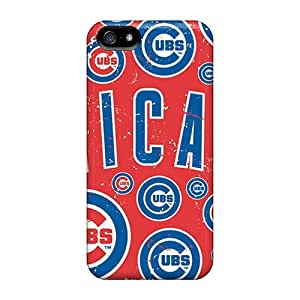 New Arrival Premium 5/5s Case Cover For Iphone (chicago Cubs)
