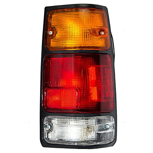 Passengers Taillight Tail Lamp Replacement for Honda Isuzu Pickup Truck 8971210720