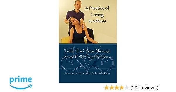 Amazon.com: Table Thai Yoga Massage~Seated & Side Lying ...