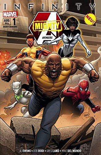 Mighty Avengers: Bd. 1: Urbane Helden