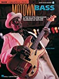 Bass Signature Licks: Motown Bass + CD