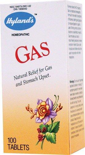 Comprimés de gaz Hyland (1x100 TAB)