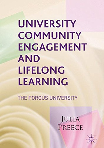 University Community Engagement and Lifelong Learning: The Porous University