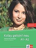 Kolay gelsin! neu A1-A2: Türkisch für Anfänger. Kursbuch mit Audio-CD (Kolay gelsin! / Türkisch für Anfänger und Fortgeschrittene)