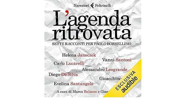 Amazon.com: Lagenda ritrovata: Sette racconti per Paolo ...