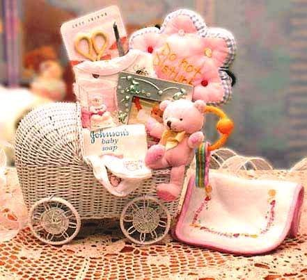 Baby Carriage New Baby Gift...
