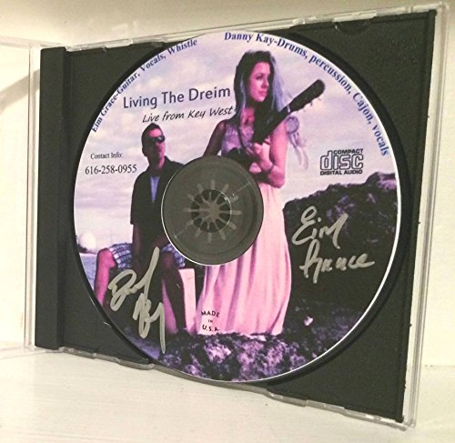 KEY WEST WEDDING CLUB RESORT FESTIVAL BAR BAND LIVE MUSIC CD LIVING THE DREIM SIGNED AUTOGRAPHED - 10 - Www.facebook-mp3.com