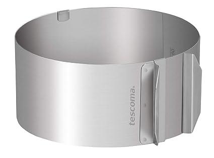 Tescoma M234987 - Molde redondo ajustable para horno