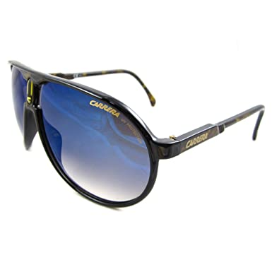 Carrera Lunettes De Soleil Champion  B FSI KM Dark Havana Blue Mirror  Gradient ef99daf8ac4f