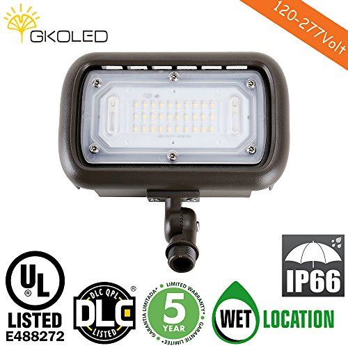 100W Led Flood Light Housing - 3