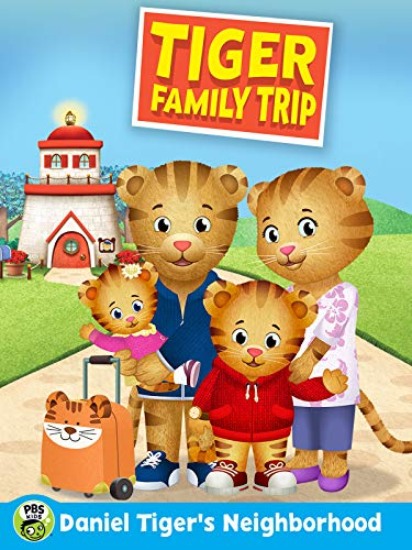 Daniel Tiger's Neighborhood: Tiger Family Trip (Mini The Simpson)