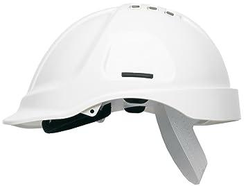 Scott Protector Style 600 - Casco protector con ventilación, color blanco: Amazon.es: Industria, empresas y ciencia