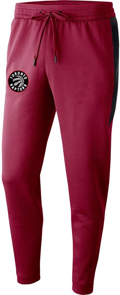 Cyhw Pantalones Para Hombres Pantalones Nba Toronto Raptors Entrenar Pantalones Ocasionales Al Aire Libre Deportes Flojo S 3xl Amazon Es Ropa Y Accesorios