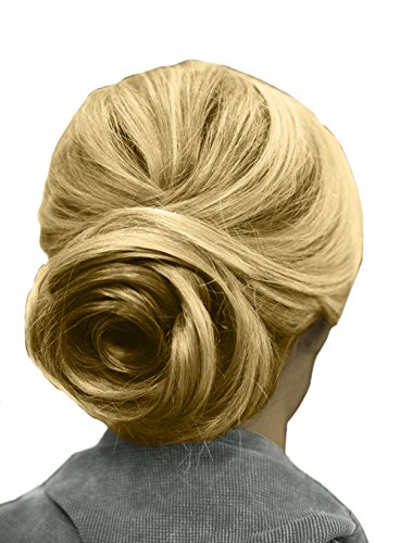 Mia Swirl Bun-Bendable Bun Styling Tool That Creates A Beautiful, Pretty, Romantic, Chic, Trendy Swirl Style,Tornado Bun-Measures 12 Inches Long X 1.75 Inches Wide-Brown Color (1 piece per - Prada Shop Online