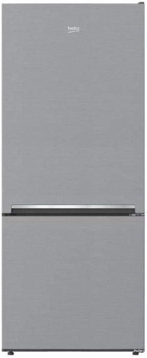 Beko rcnt415i20bs – Frigorífico Congelador Inferior – 396L (268L + ...