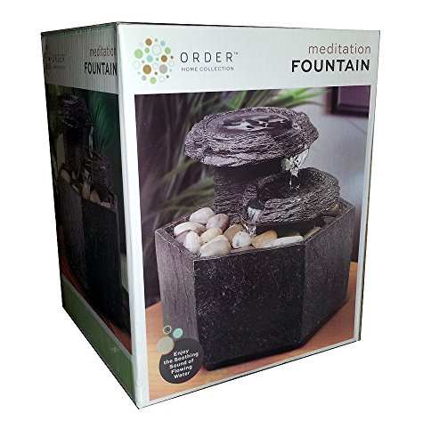 Order Home Collection Meditation Fountain by Order Home Collection