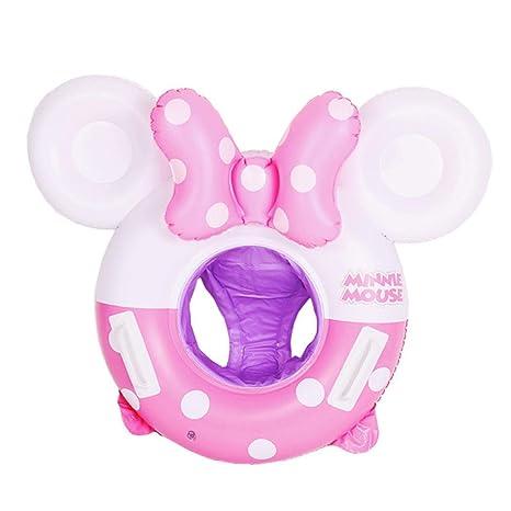 Royal Veces Niños Pequeños Niños Natación Anillo Flotante Hinchable Baby Flotador (Cuello con PVC De