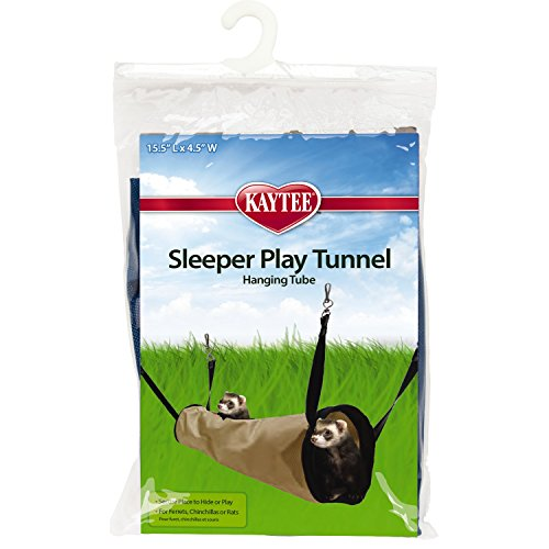 Rats LOVE These Kaytee Simple Sleeper Play Tunnel