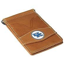 NCAA Kentucky Wildcats Unisex Kentucky Wildcats - Players Wallet - Tancollegiate Wallet, Tan, One Size