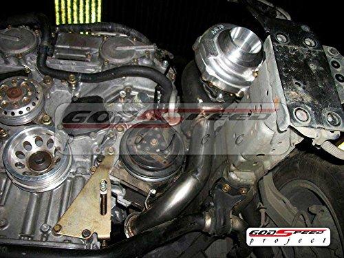 rev9power rev9 _ tck-013; NISSAN 350Z 03 - 06 60 - 1 Turbonetics Turbo Kit (Will Fit G35 03 - 06): Amazon.es: Coche y moto