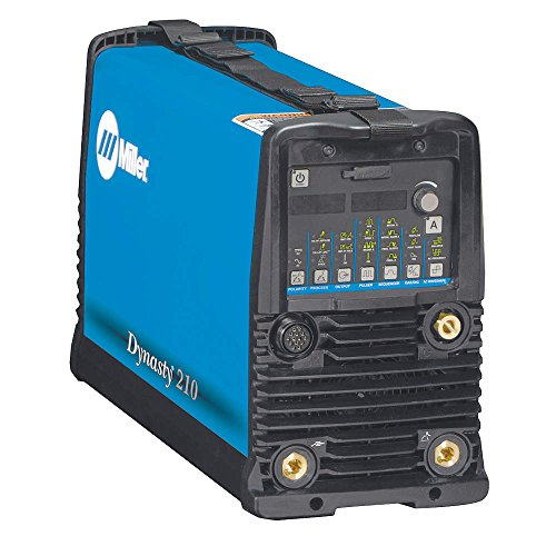 Miller Electric - 907686002 - TIG Welder, Dynasty 210 Series, Welder Max. Output Amps: 210, Welder Industrial Class: Medium