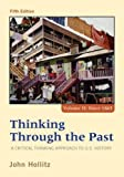 Thinking Through the Past 5th Edition