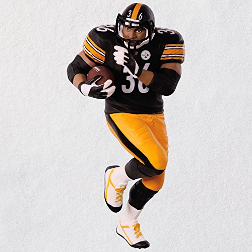 Hallmark Pittsburgh Steelers Jerome Bettis Ornament Keepsake-Ornaments Sports & Activities,City & State]()