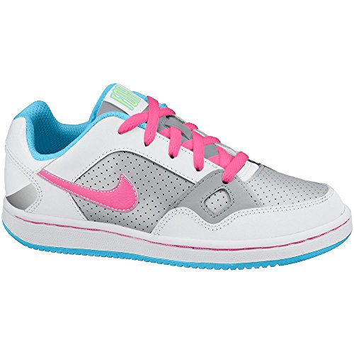 Nike - Zapatillas de Material Sintético para niño SP009 GRIGIO/ROSA