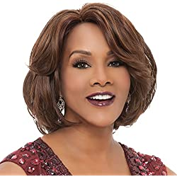 Vivica A. Fox GAIL New Futura Fiber, PS Cap Wig in Color FS1B30