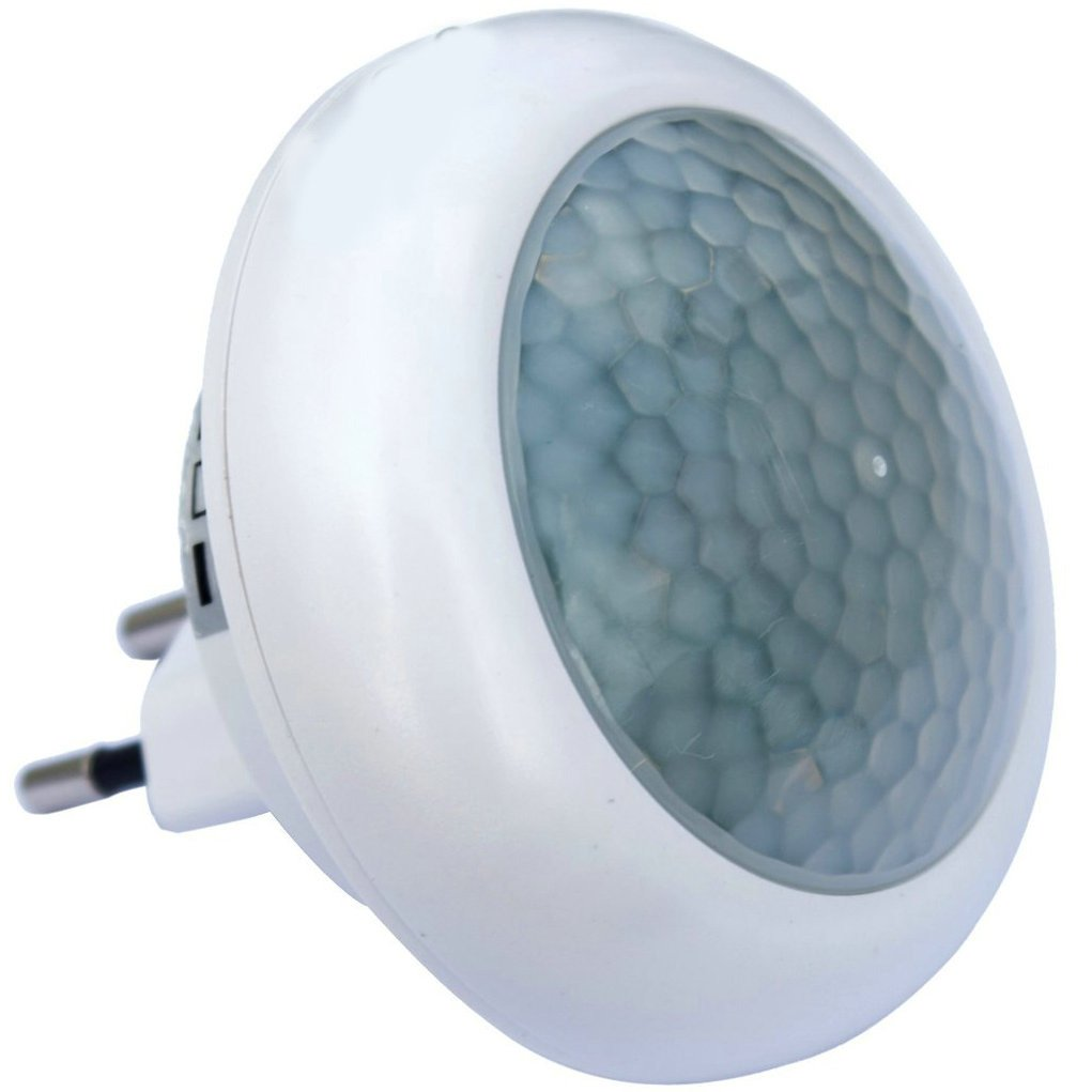 Nachtlicht steckdose Leuchtmittel Nachtlicht mit Bewegungsmelder für ...