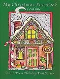 My Christmas Fun Book Level One, Elizabeth C. Axford, 1931844186