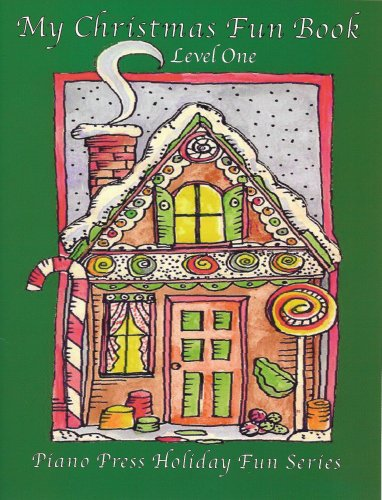 My Christmas Fun Book Level One (Holiday Fun Series)