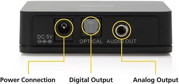 Marmitek BoomBoom 90 Bluetooth AptX High End Audio Empfänger