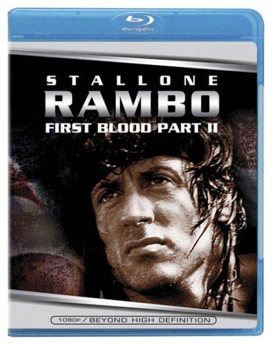 Rambo - First Blood Part II [Blu-ray]